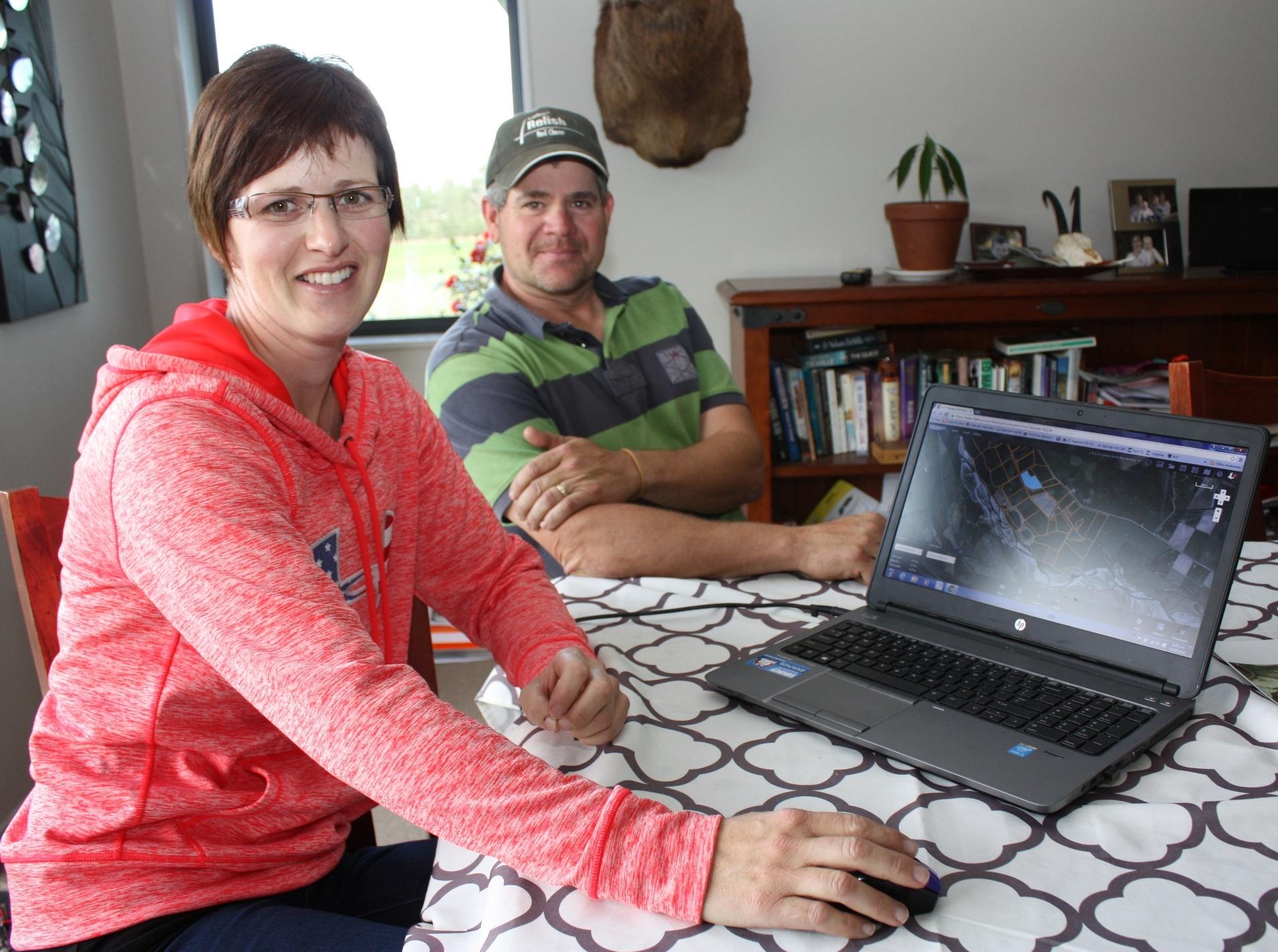 Megan & Justin Vande Sandt - Farm software is making the bookwork easier