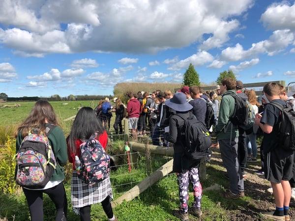 UC Students using FarmIQ for Farm Environment Planning_Feb 2019